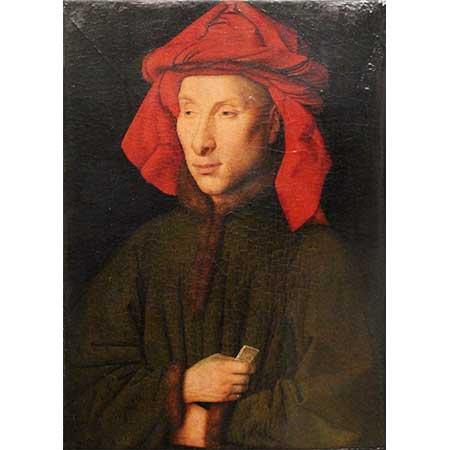 Jan van Eyck Giovanni Arnolfini'nin Portresi
