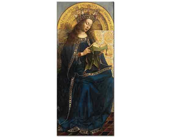 Jan van Eyck Madonna