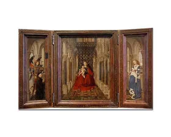 Jan van Eyck Müjde