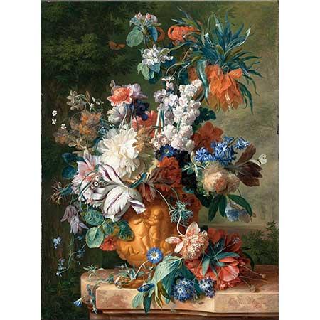 Jan van Huysum Çiçek Buketi