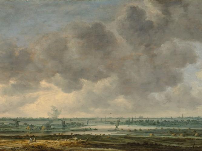 Jan van Goyen Haarlem Denizi