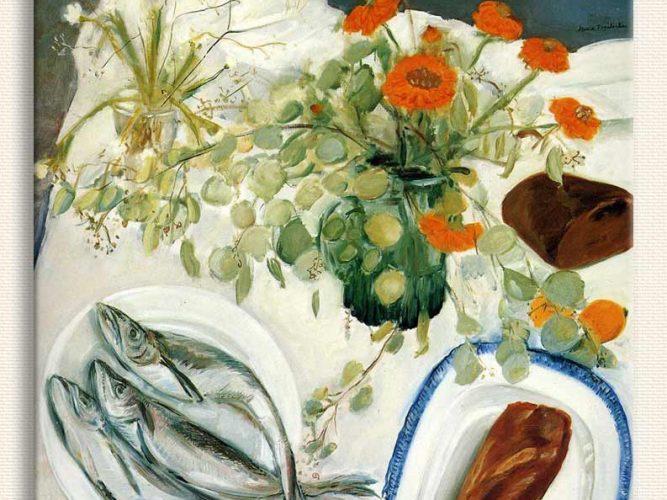 Jane Freilicher Atıştırmalık tablosu