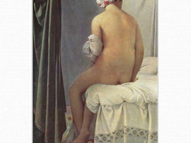Jean Auguste Dominique Ingres Banyo Sonrası