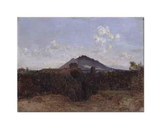 Jean Baptiste Camille Corot Civita Castellana