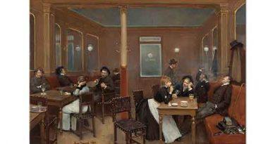 Jean Beraud Cafe