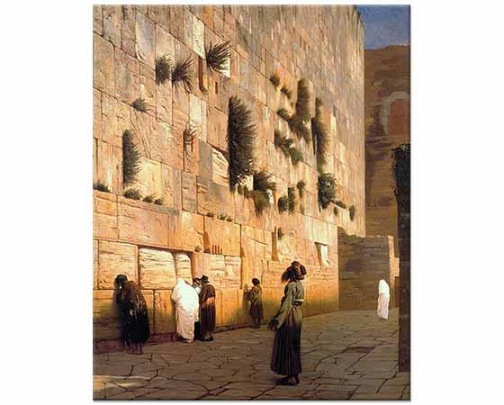 Jean Leon Gerome Ağlama Duvarı