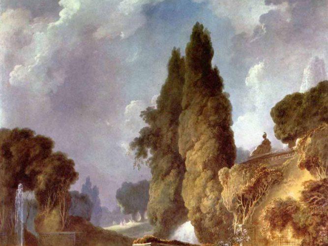 Jean Honore Fragonard Oyun tablosu