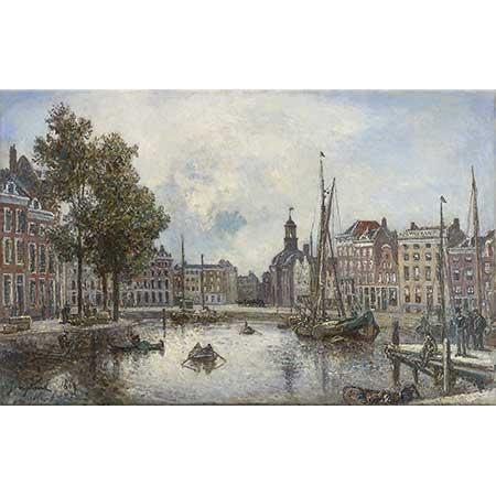 Johan Barthold Jongkind Rotterdam