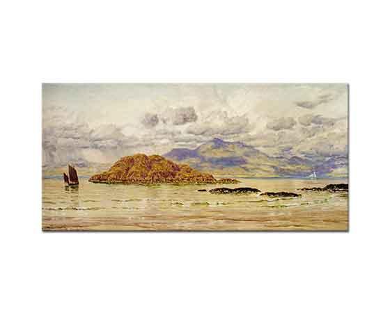 John Brett Maidn Adası