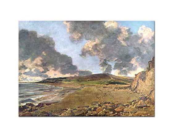 John Constable Weymouth Sahilinde