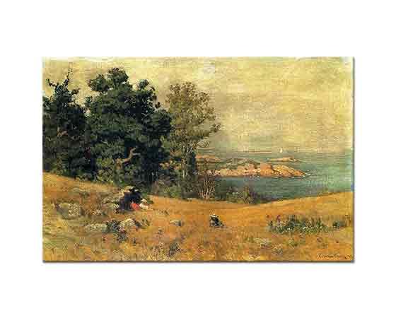 John Joseph Enneking Deniz Kıyısı