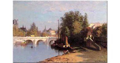 John Joseph Enneking Sanat Köprüsü