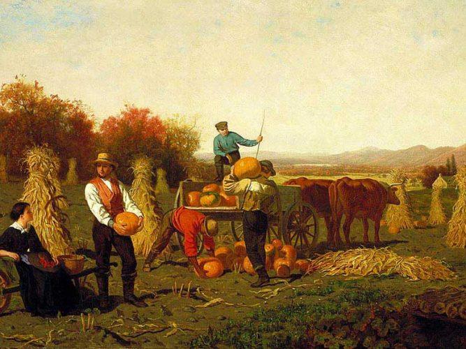 John Whetten Ehninger Ekim tablosu
