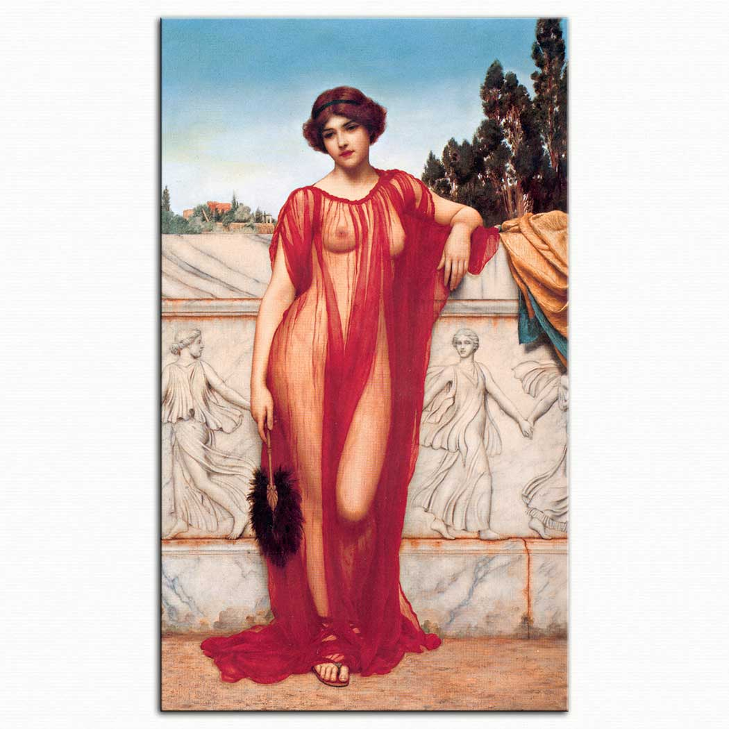 John William Godward Atinalı