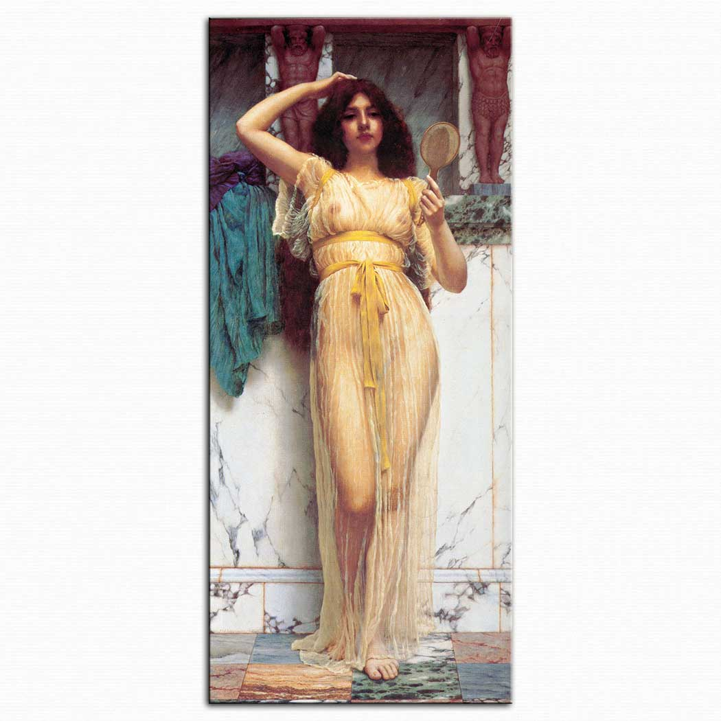 John William Godward Ayna