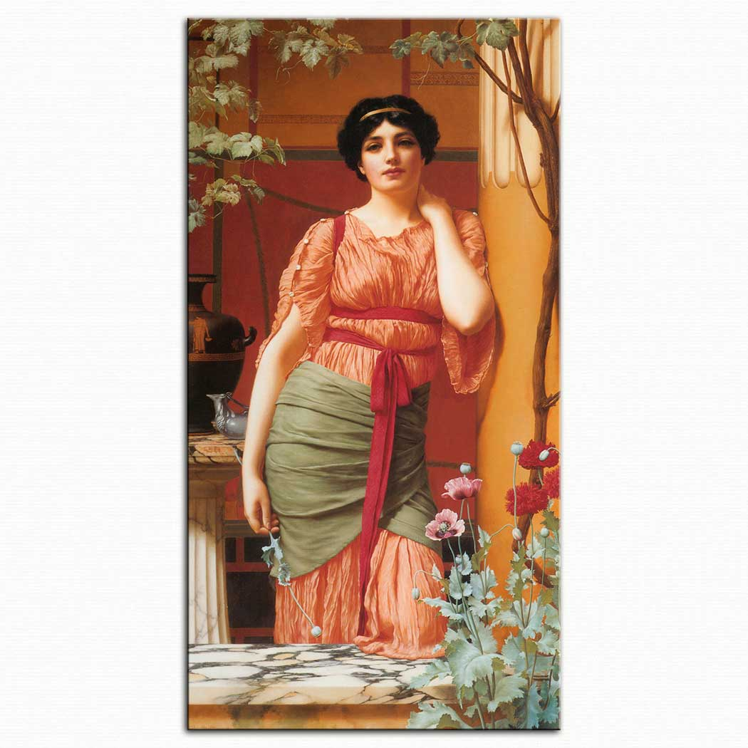 John William Godward Nerissa