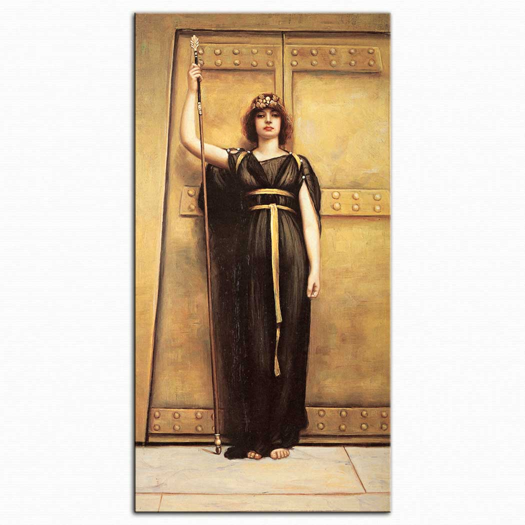 John William Godward Rahibe