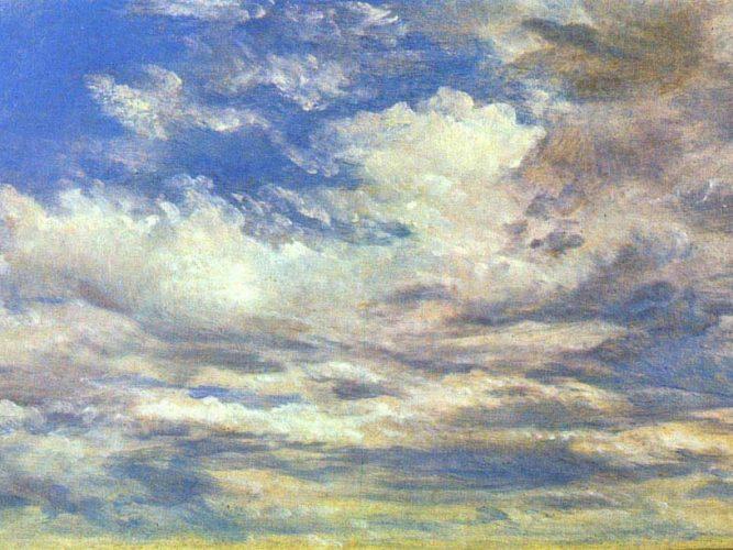John Constable Bulutlar