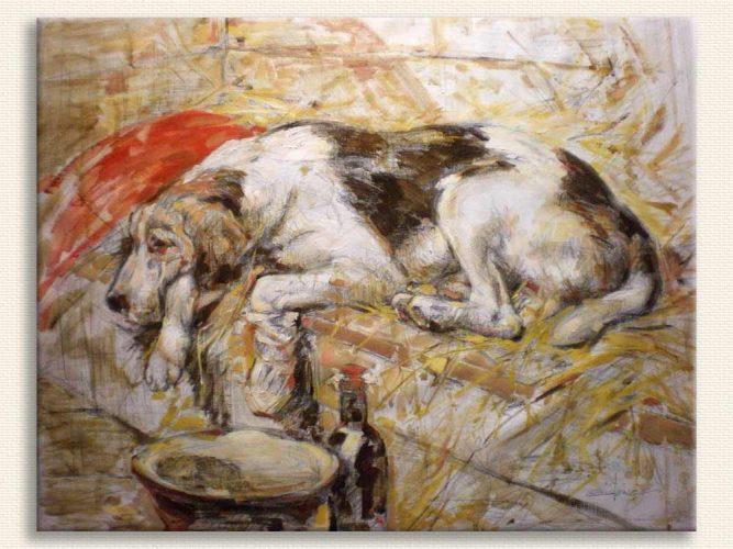 John Emms Av Sonrası tablosu