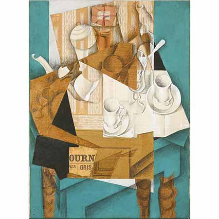 Juan Gris Kahvaltı