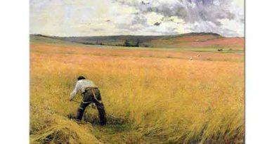 Jules Bastien Lepage Olgunlaşmış Buğdaylar