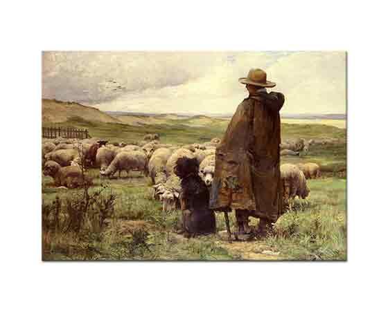 Julien Dupre, Çoban