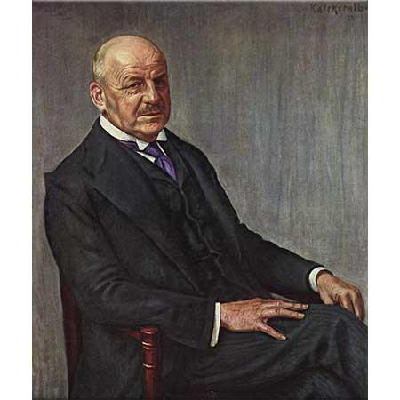 Leopold von Kalckreuth Alfred Lichtwark