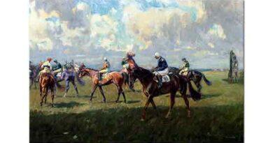 Lionel Edwards Derby Startında