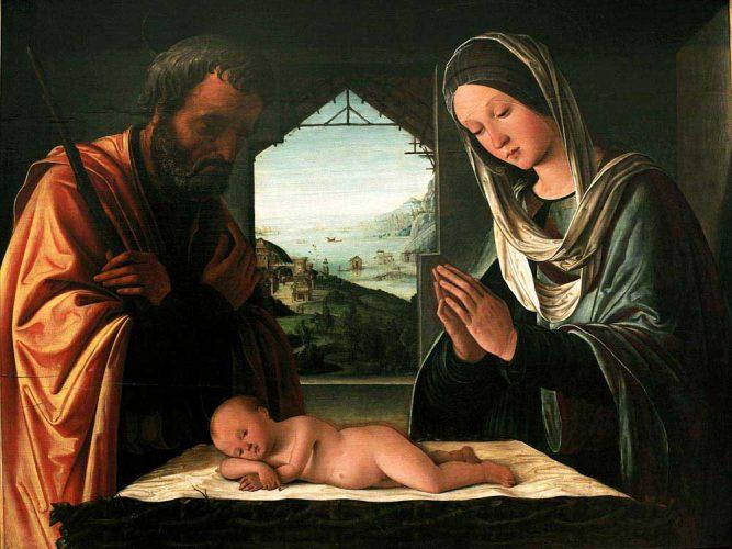 Lorenzo Costa Kutsal Aile