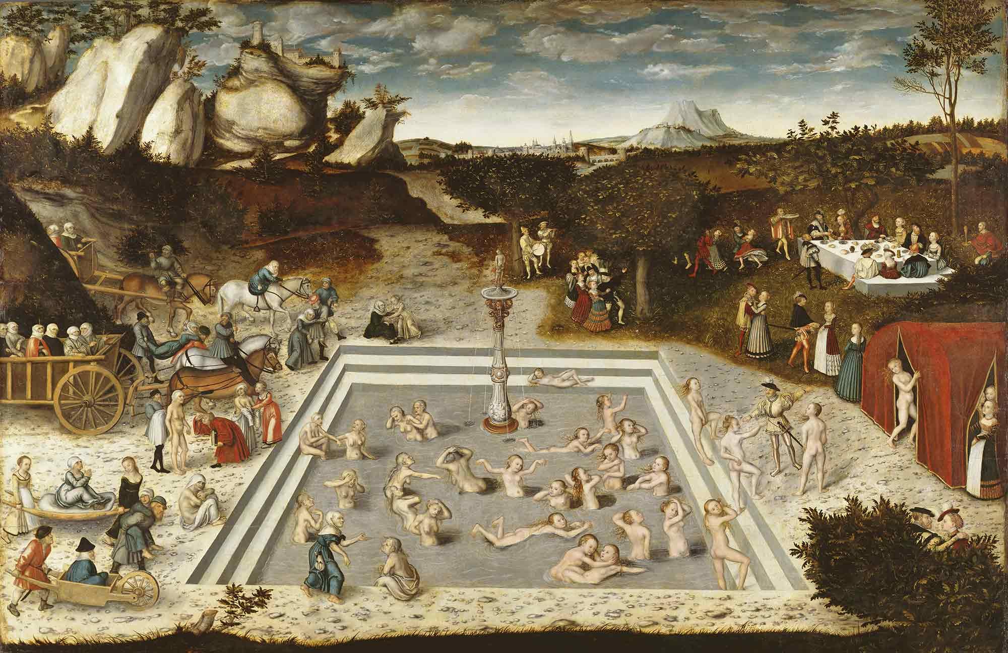 Lucas Cranach Gençlik Havuzu