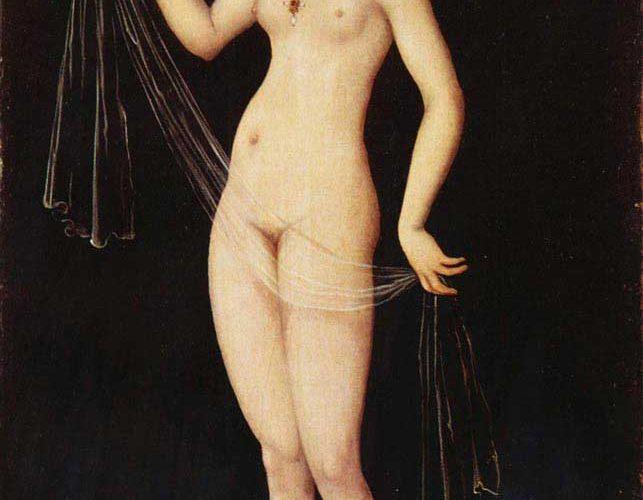 Lucas Cranach Venüs