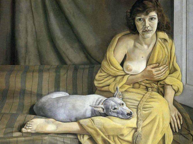 Lucien Freud Bakış tablosu