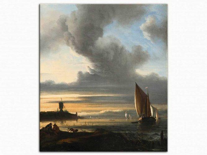 Ludolf Backhuysen Amsterdam