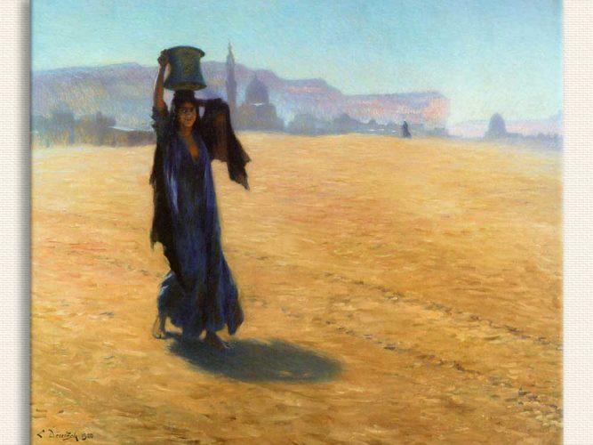 Ludwig Deutsch Su Taşıyıcı tablosu
