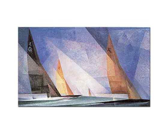 Lyonel Feininger Tekneler