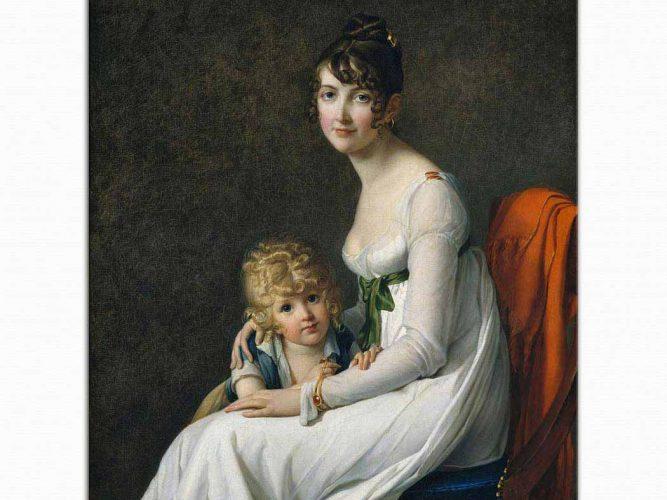 Marie Guillemine Benoist Madame Philippe Desbassayns de Richemont