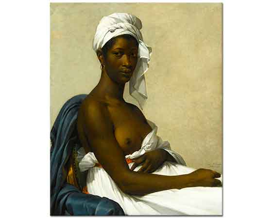 Marie Guillemine Benoist Zenci Portresi