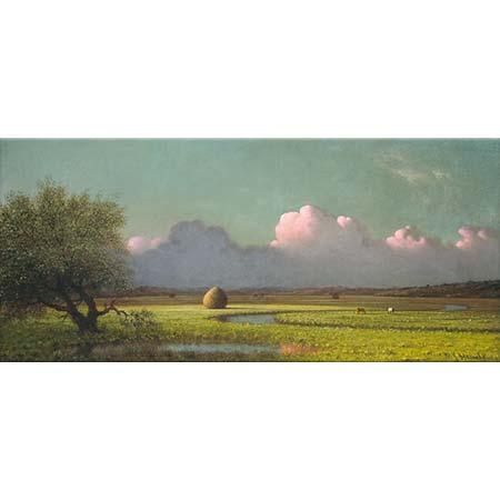 Martin Johnson Heade Güneş Işığı ve Gölgeler