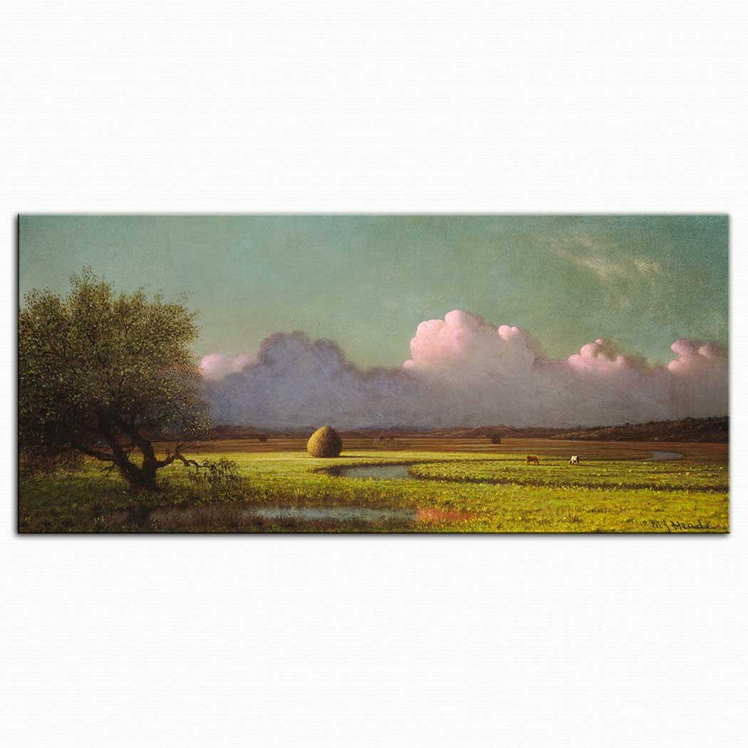 Martin Johnson Heade Güneş ışığı ve Gölgeler