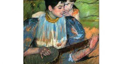 Mary Cassatt Banço Dersi