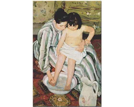 Mary Cassatt Banyo