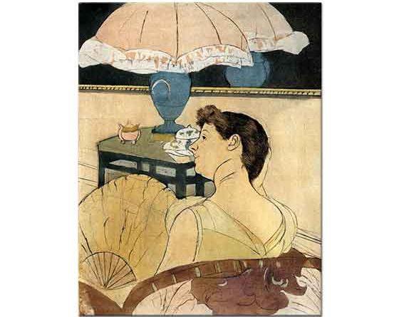 Mary Cassatt Lamba