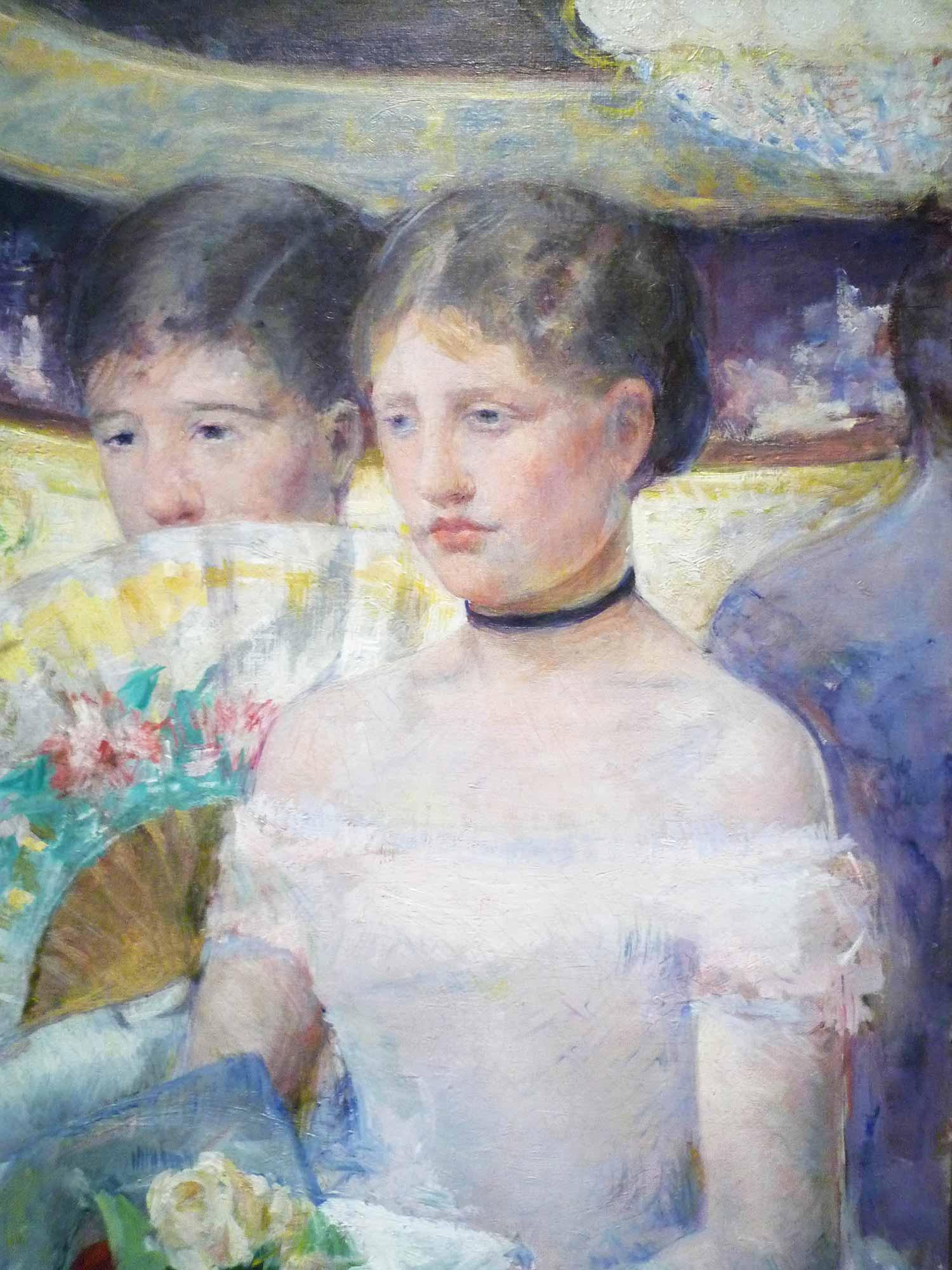 Mary Cassatt Locada