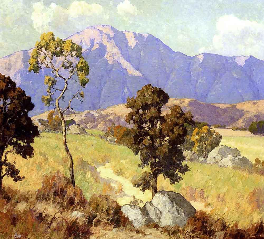 Maurice Braun Dağın Gölgeleri