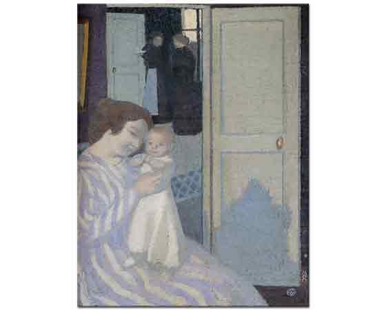 Maurice Denis Anne ve Çocuk