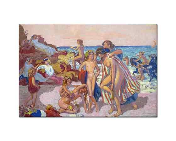 Maurice Denis Bacchus ve Ariadne