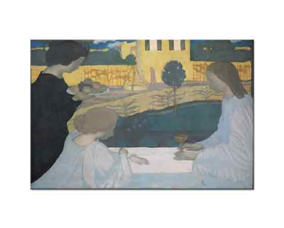 Maurice Denis Martha ve Mary