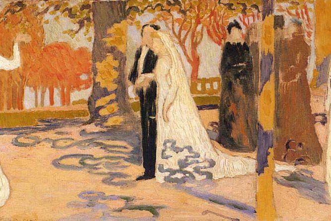 Maurice Denis Düğün Töreni tablosu