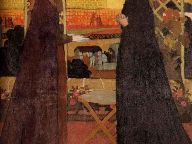 Maurice Denis Ziyaret tablosu