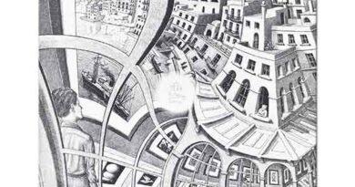 Maurits Cornelis Escher Baskı Galerisi